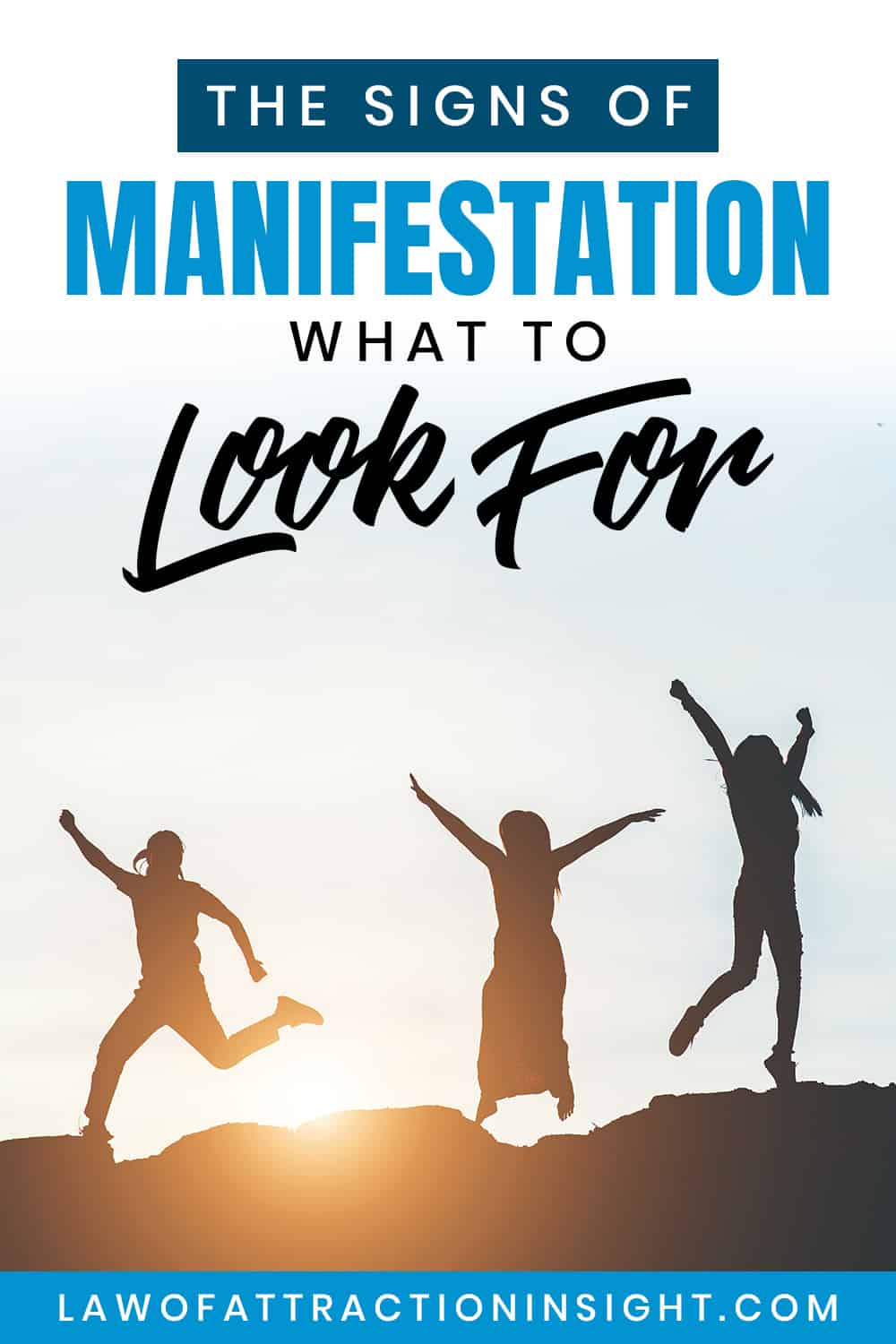 manifestation signs